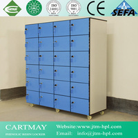 2015 new style phenolic resin change locker for marine