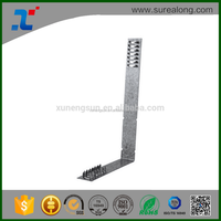 Galvanized Steel Mending Plate Single Nail Plate