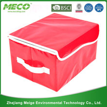 low cadium recyclable customized decorative storage boxes with lids