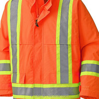 Fluo Green Polyester Reflective Tape, Warning Reflective Fabric Trim, Reflective Clothing Strips, RT-HW254000-FLY