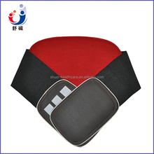 Wholesale healthy back supporter knitting back support belt for heavy lifting waist bandage support