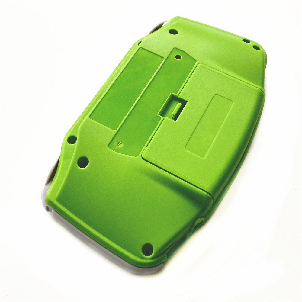Newest Dark Green Game Console Case Shell Full Housing for GBA