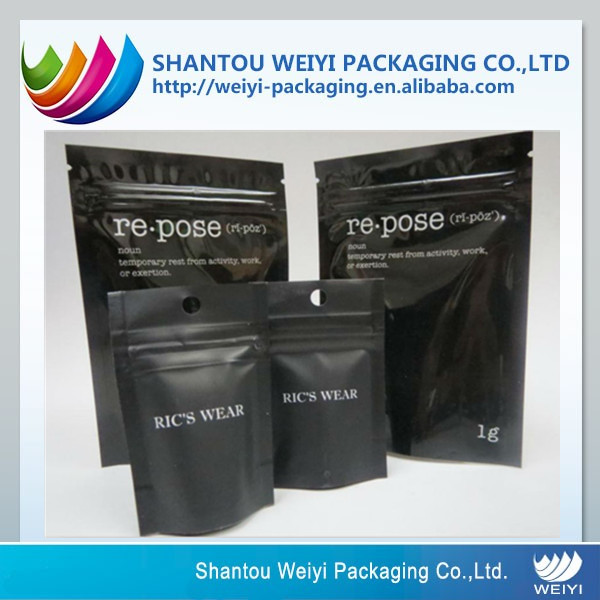 Top printing hight barrier laos coffee standing up pouch
