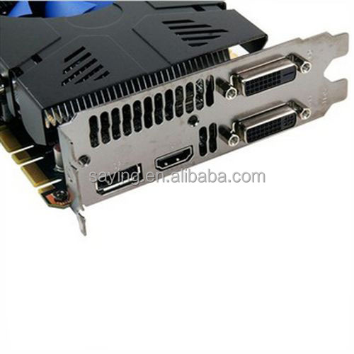 High configuration video card GeForce GTX760 256bit 4096MB graphic card for Computer