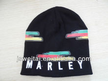 2013 fashion cotton knitted hat