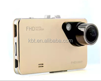 L201 1.3 inch TFT LCD 4:3 display 120 degrees wide angle fisheye car camera G-SENSOR supported Car DVR