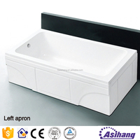 AS35006 best acrylic corner bathtub mini indoor hot tub