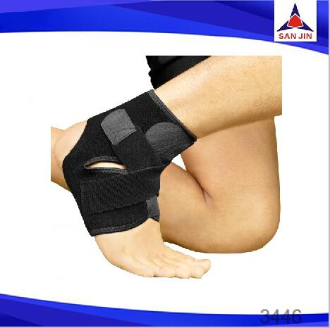 adjustable neoprene ankle support with high quality