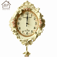 High Quality Antique HandMade Wall Clock,decorative atomic wall clock with OEM