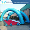14 years customized size inflatable wedding arches , garden arches for sale