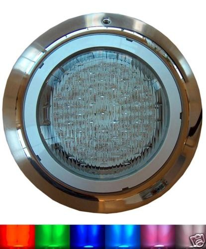 2017 Factory supply swimming pool led light powerful pool hanging underwater light