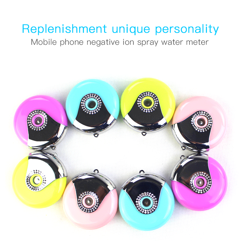 Nano Mist Moisturizing Sprayer Charging Po Smart Hydrating Water Spray