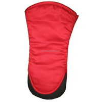 Women Dress Uniform Cotton Twill And Neoprene Oven Mitt