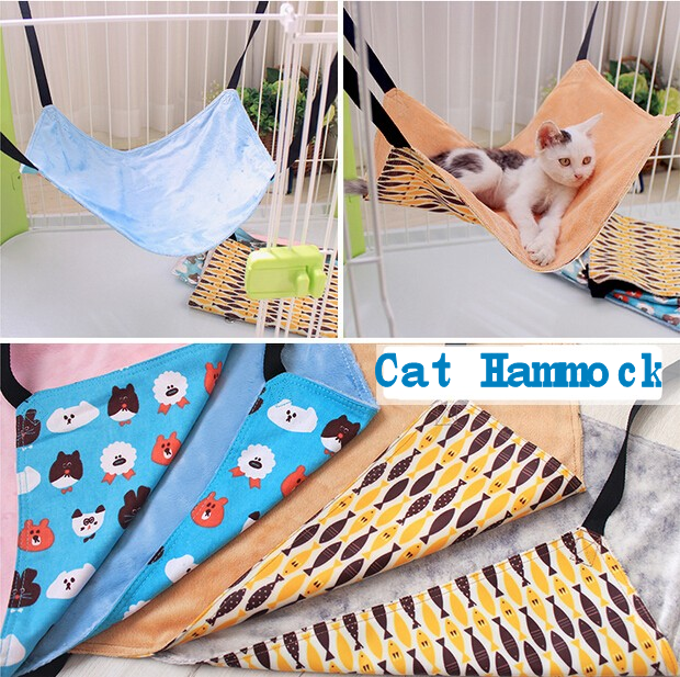 Double Side Available Cat Hammock Pet Products Pet Accessories Wholesale New Products Pet Supplies