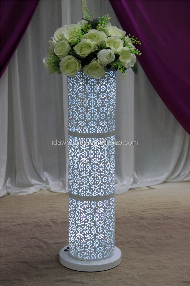 column pillar mould/cast iron pillar/polyurethane roman pillars for wedding