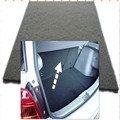 auto decoration fabric polyester felt car interior material nonwoven carpet for car application