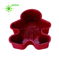 Durable in use cake tools silicone pancake molds cake mould