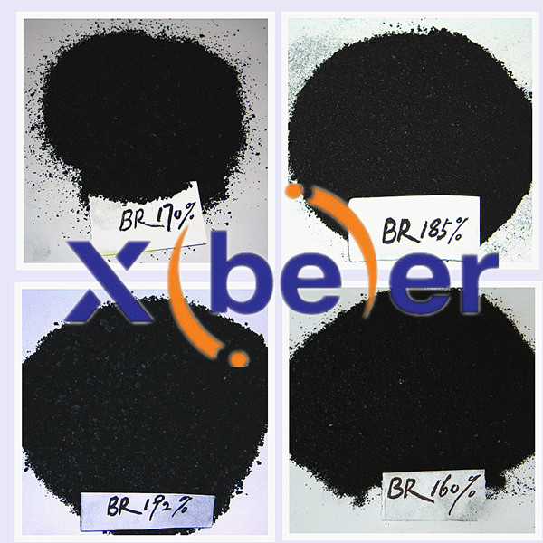 BR200% Sulphur Black used for dyeing