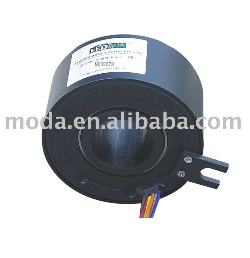 MDH 0317 through bore slip ring