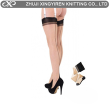 XYR-124308-A seamed stockings women in seamed stockings ladies in seamed stockings