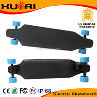 Factory price cheap motor scooter balance board boosted dual electric skateboard