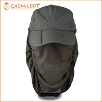 Good Quality Forest Sun Protection Hat With Neck Cover