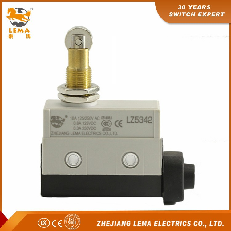 Lema LZ5342 Elevator 10A 250VAC Lift Plunger Limit Switch