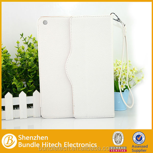 cheap leather compendium for ipad air case, China wholesale tablet cover