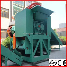 Factory price automatic used tire rubber shredder, rubber shredder machine, waste tyre crusher