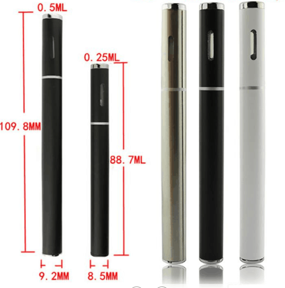Leaking proof disposabe vape pen slim mini Electronic cigarette for thick oil