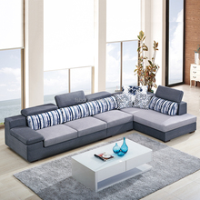 living room floor seating furniture low seat sofa DF007