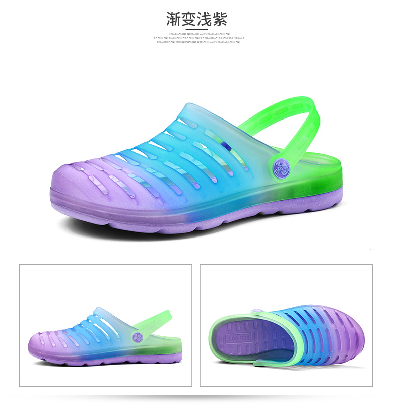 woman beach sandals outdoor,rainbow color ladies sandals,good-selling girls slippers