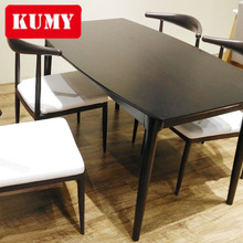 Excellent quality Household use solid wood dining table