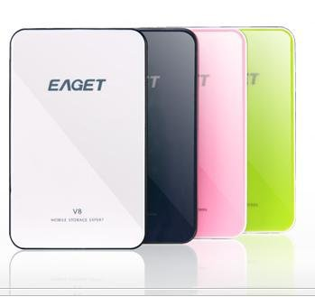 Disks external hard 1 tb USB 2.0 Portable External Hard Drive [HDD] with Encryption Software
