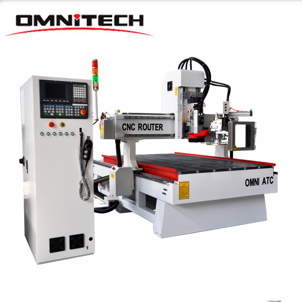 Jinan ATC Cnc Router Machine For Purpleheart And Deodar Wood