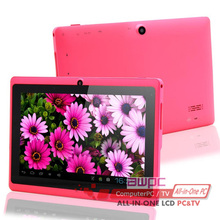 Hot mid pad 800x400 piexl dual core 7 inch android pc tablet q88