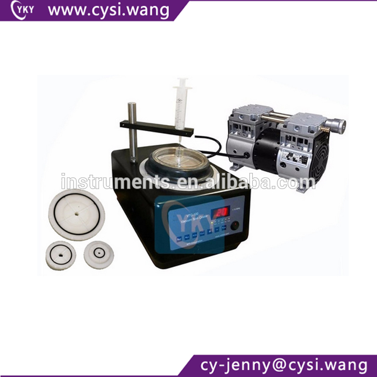 Laboratory Compact Metallographic Grinding/Polishing Machine with whole Accessories