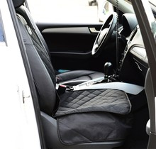 For amazon stores pet waterproof soft quilted car front seat cover