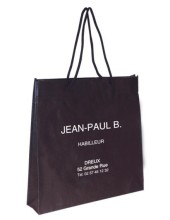 Standard size recyclable shopping bag,brand new shopping bags for sale