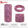 Girl S Fashion Paisley Seamless Multifunctional