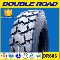 Dunlop tire prices DOUBLE ROAD 12R22.5 truck tires for sale