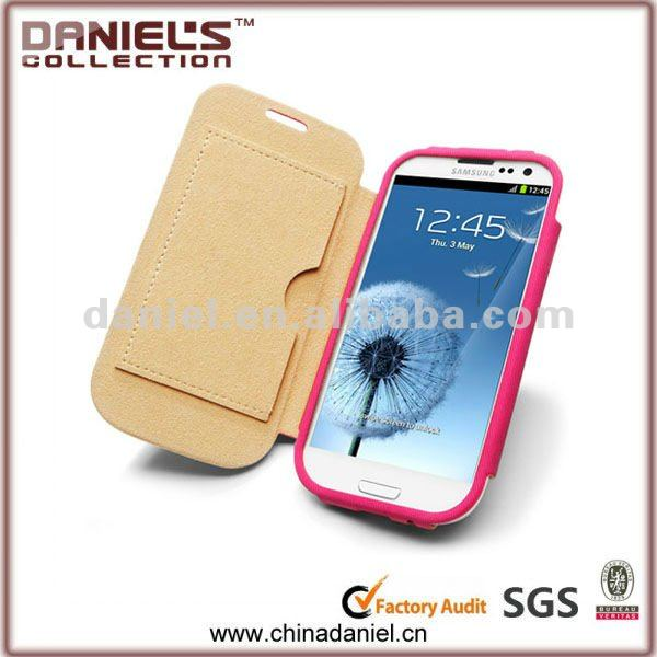 2012 Best quality phone case for galaxy s3 i9300