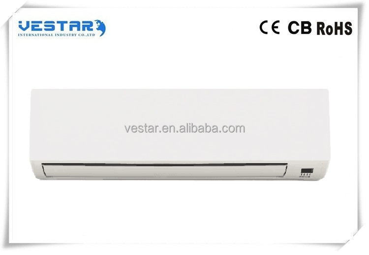 2016 New Design 9000btu Vestar Split air conditioner R410A 220V 60Hz AC cooling only air conditioner wholesale from China