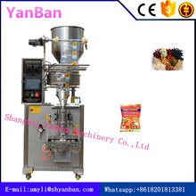 YB-150K Puffed food mixing beans granule automatic pouch packing machine