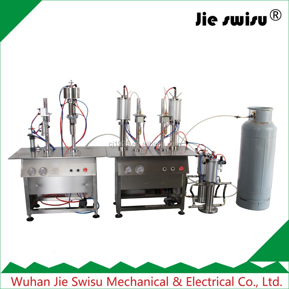 Factory Hot LPG Gas Cylinder Filling Machine On Sale