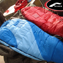 Top Quality Outdoor Hiking Lightweight Compact Extreme Cold Weather Mummy Children Sleeping Bag