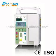 Ambulatory medical syringe infusion pump with Drug Library