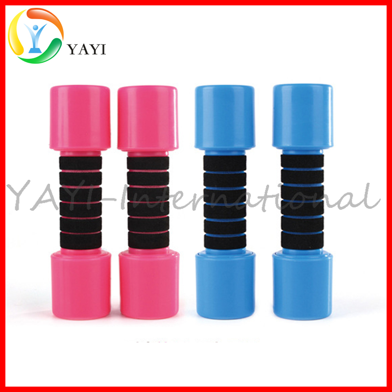 Wholesale Women Foam Dumbbell for Yoga Dance
