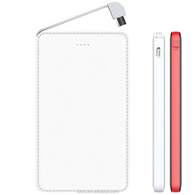 Hot Selling 4000mAh Power Banks, Mobile Phone Power Bank 4000mAh for iPhone/Android Mobile phone charger For smartphone