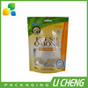 Manufacturer wholesale stand up dog food bags/customized dog food packaging bags